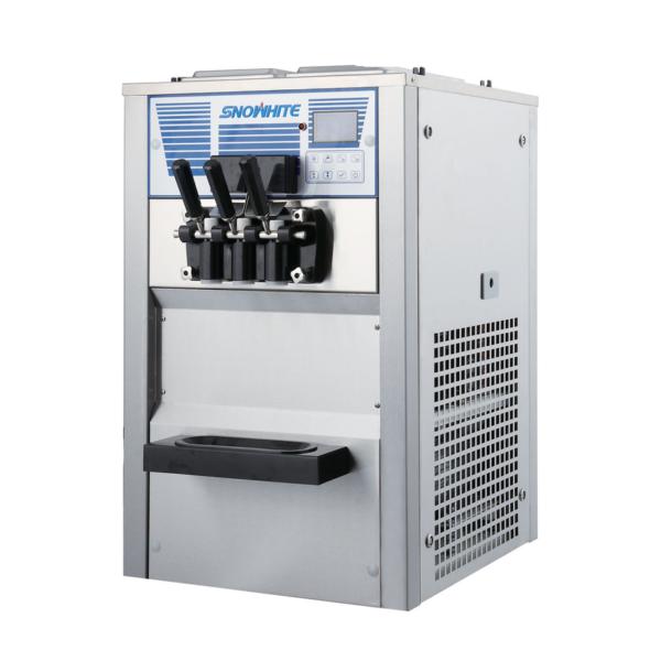 Snowhite 6225A: фризер для мягкого мороженого