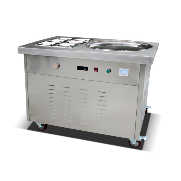 MK-PF1R-6C: фризер для мягкого мороженого