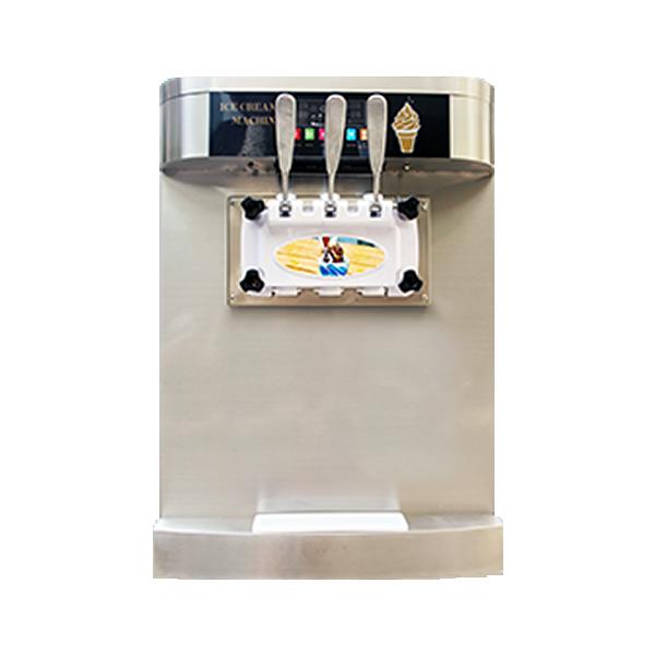 BQL-CC9: фризер для мягкого мороженого