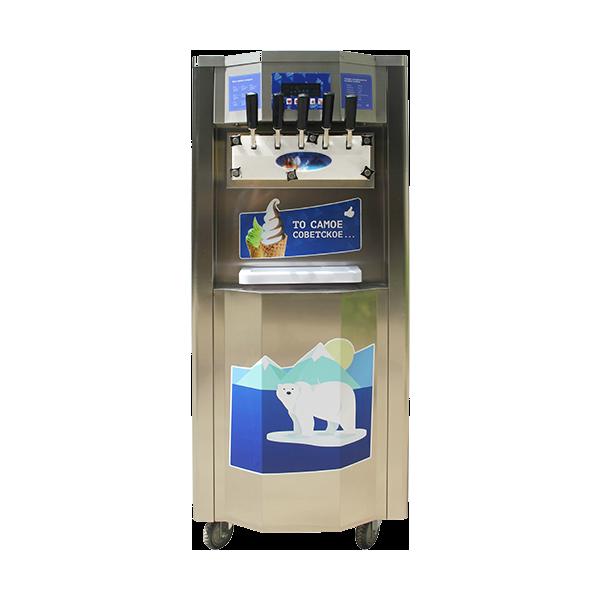 АР3216: фризер для мягкого мороженого