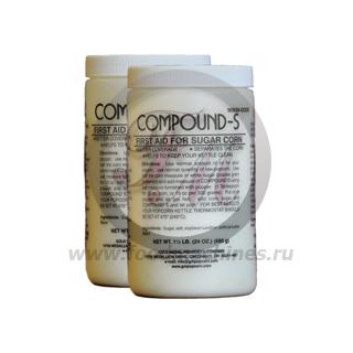 Антипригарная добавка для попкорна «Compound-S»
