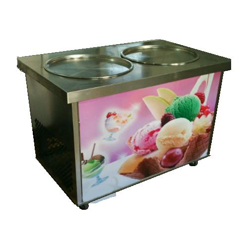 BQL-622 фризер для жареного мороженого