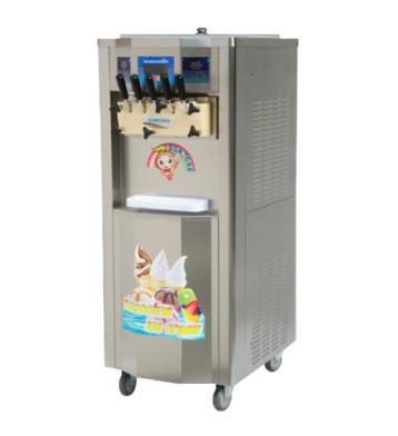 BQL P58: фризер для мягкого мороженого