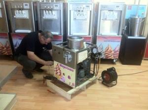 Ремонт фризеров для мягкого мороженого в Пензе
