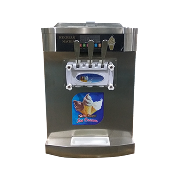 BQL-CC10: фризер для мягкого мороженого