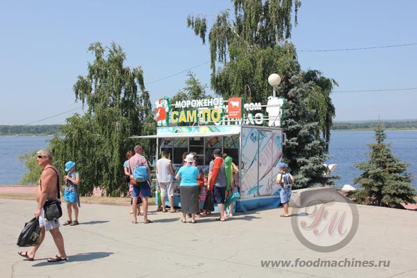 Купить фризер для мороженого в Самаре