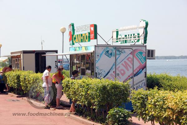 Мягкое мороженое в Самаре
